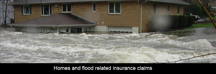 What is Household insurance and does it cover water and