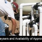 Insurance, burst geysers and availability of approved plumbers