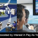 Vehicle Telematics boosted by interest in Pay As You Drive Car Insurance