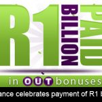 SA Insurer Outsurance celebrates payment of R1 billion in OUTbonuses