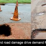 Potholes and road damage drive demand for tyre insurance in South Africa