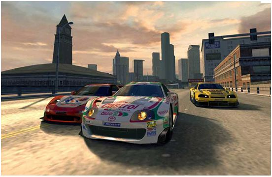 Players of Video Driving Games more likely to take risks on the road ...