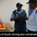 The consequences of drunk driving and unlicensed driving explained