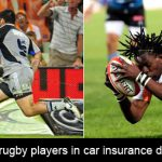 Springbok rugby players in car insurance disclosure conflict