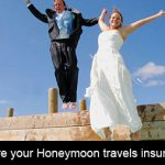 Are your travels on Honeymoon covered under travel insurance?
