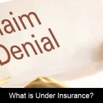 What is under insurance and how do we avoid being under insured?