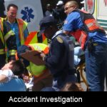 "How does accident investigation manage to reconstruct and ""explain"" an accident?"