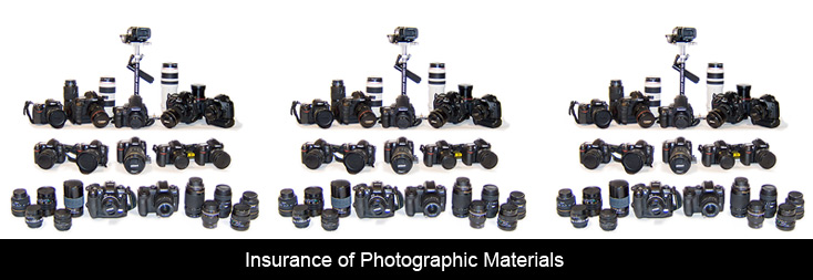 Insurance-of-Photographic-Materials