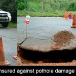Is your art insured against pothole damage during transport?
