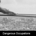 What is regarded as a dangerous occupation for life cover?