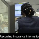 How do I record information when making direct insurance purchases?