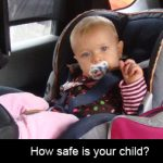 How safe is your child passenger during Child Protection Week?