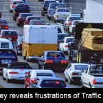 Traffic Survey reveals frustrations of Traffic Congestion in South Africa