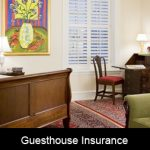 The Guesthouse Insurance Policy should be tailored to YOUR needs!