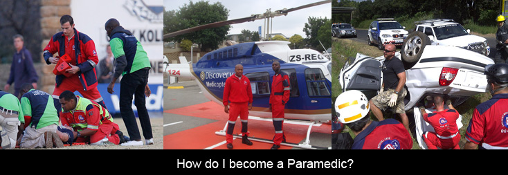 how do i become a paramedic in south africa? | insurance chat, Human Body