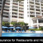 Which questions need to be asked to ensure effective restaurant and hotel insurance?
