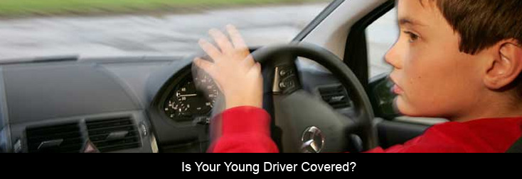 Is your young or learner driver insured to drive a vehicle ...