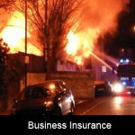 Insurance needs to protect from the damage by fire at business and home!!