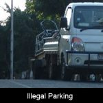 What does the law say about stopping and parking on public roads?