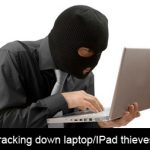 SA nature photographer tracks down Ipad thieves with Apple technology