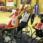 Discovery Eagles victorious in wheelchair basketball finals