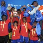 Pholosho Primary School from Alexandra wins Discovery Summer Cup