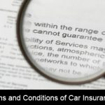 Be Alert to nasty surprises in your car insurance contract!