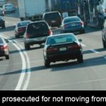 Should we prosecute motorists for not moving from the fast lane?