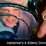 How can we prevent an elderly Alzheimer's patient from driving?