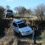 Do you have a certificate to prove your basic off-road and 4×4 vehicle driving skills?