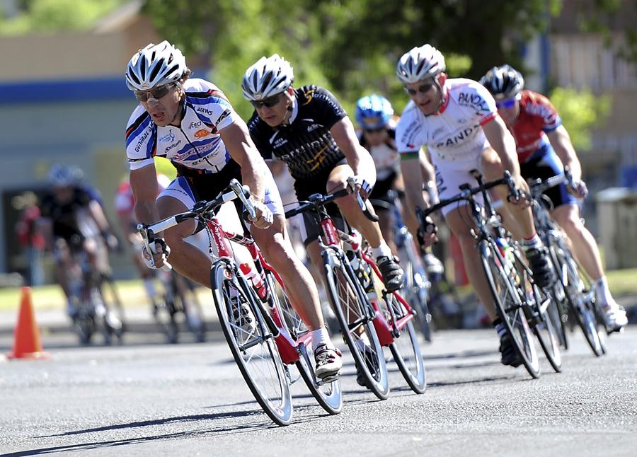 Amateur cycling race — 14