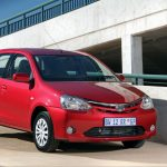 Arrival of the New Etios – Here to make the South African motorist smile!