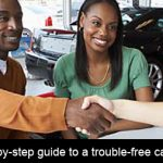Experts advise on a Step-by-step guide to a trouble-free car purchase