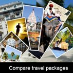 Insurance aggregator and price comparison site can also compare travel packages