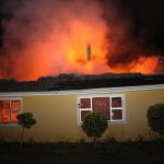 What are the sources of fire at home and how can we prevent these fires?