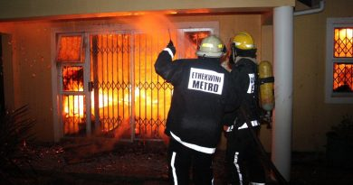 Addressing fire risks in and around your home