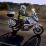 Motorcycle Response Unit with Paramedics launched on Gauteng Highways