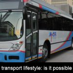 Living the public transport lifestyle: is it possible in South Africa?