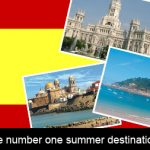 Spain is the number one summer destination for 2012