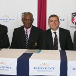 Regent Insurance Group announces signing of a new sponsorship with Boland Rugby