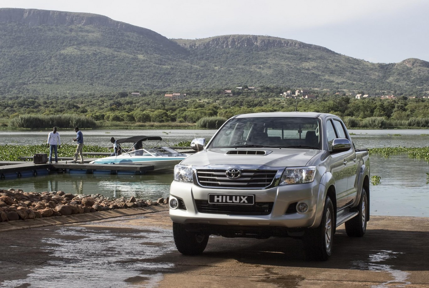 diesel engine for the toyota hilux the