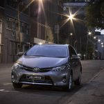 The all-new Toyota Auris – prepare to be noticed