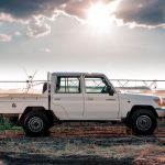 Upgraded Land Cruiser range works its way to the top