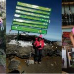 10 Year old South African girl youngest to summit Kilimanjaro!