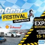 Win DStv Supreme tickets to this year's Top Gear Festival
