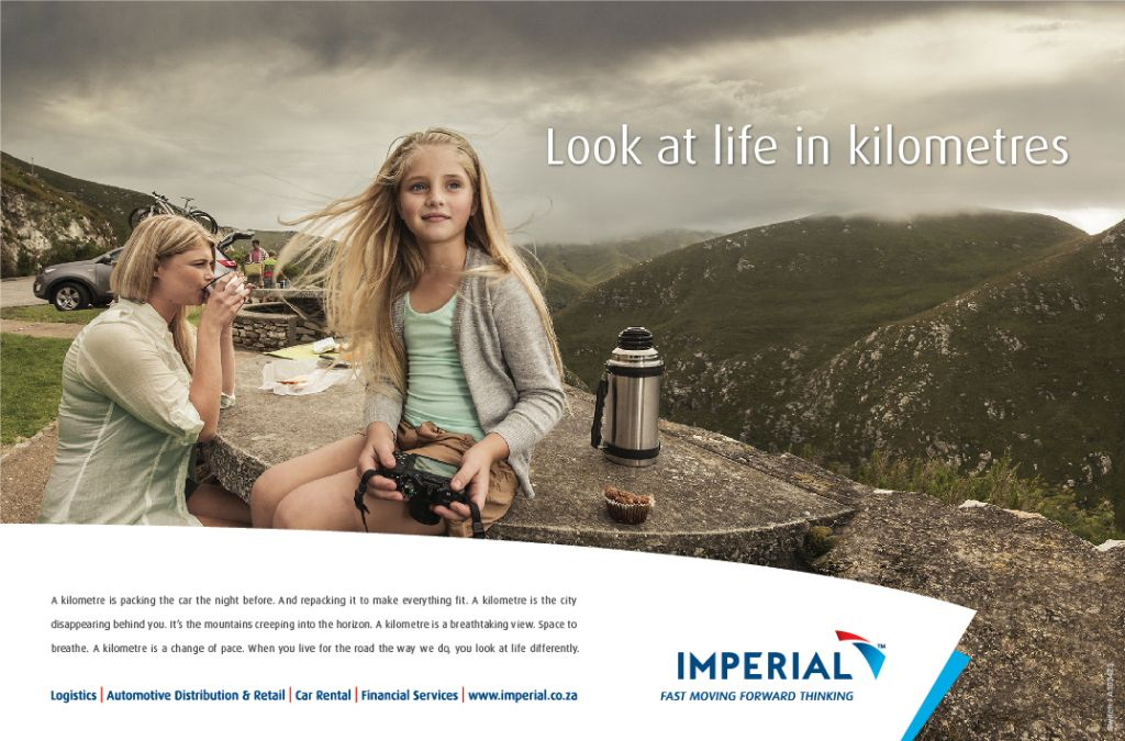 Discovery Auto Insurance >> Do you look at your life in time, or kilometres? IMPERIAL launches new ad campaign   Insurance Chat