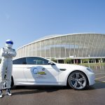 The Stig hits Durban's streets ahead of this year's Top Gear Festival