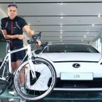 Lexus Showcases Pedal Power
