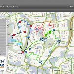 Discovery 702 Walk-the-Talk Route Planner with Live Traffic