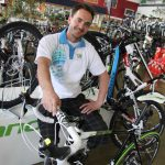 Amputee cyclist Helgard Muller dreams big for Casual day